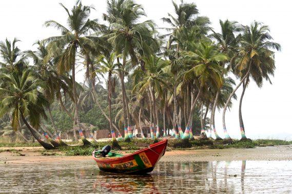 Ghana e São Tomé
